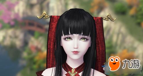 《天涯明月刀》少女秋瞳脸型数据分享