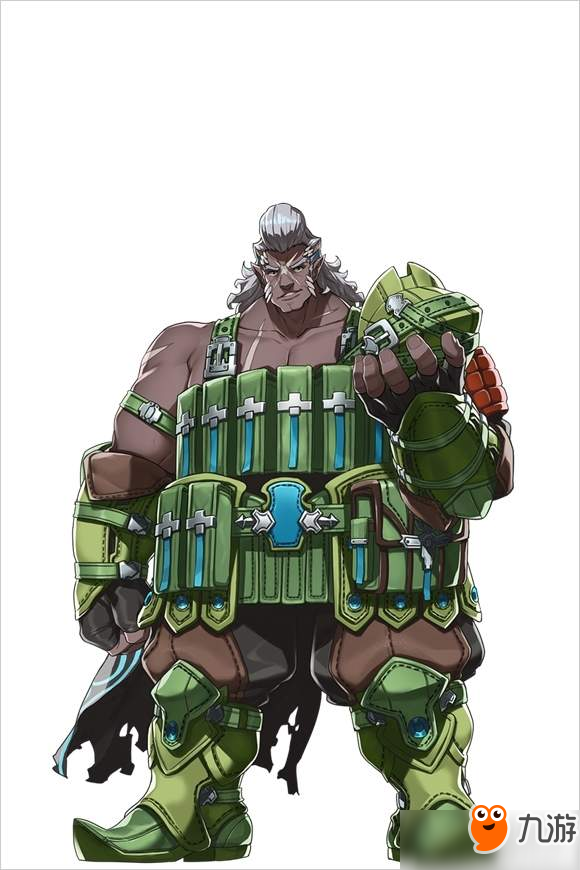 《异度之刃2》新角色情报 佣兵团团长Vandham上线