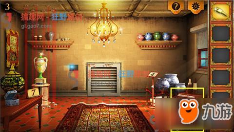 解锁密室实验室逃生第3关攻略实验室逃生攻略escapethe游戏攻略图片