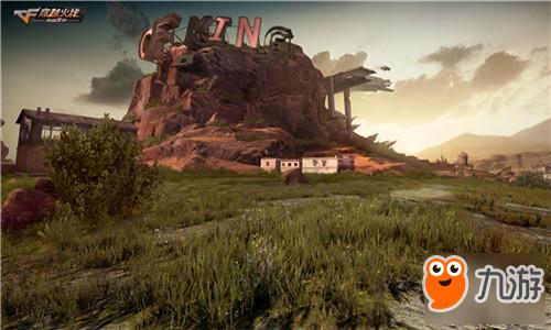 《cf》吃鸡大逃杀玩法最新版本荒岛求生玩法一览