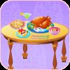 烹饪鸡游戏 - 新的烹饪游戏