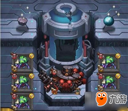 不思议迷宫太空船废墟血狼打法攻略技巧分享
