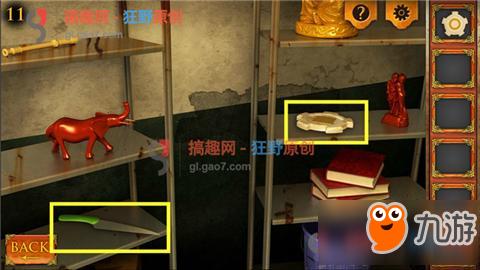 解锁攻略实验室逃生第11关攻略实验室逃生攻东京谜城ex密室图片
