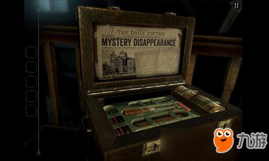 《迷室:往逝》上架时间曝光 快爆预约即可抢先体验