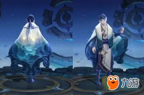 王者荣耀新英雄奕星实战动画曝光 超强控制加超高爆发-负能量8手游