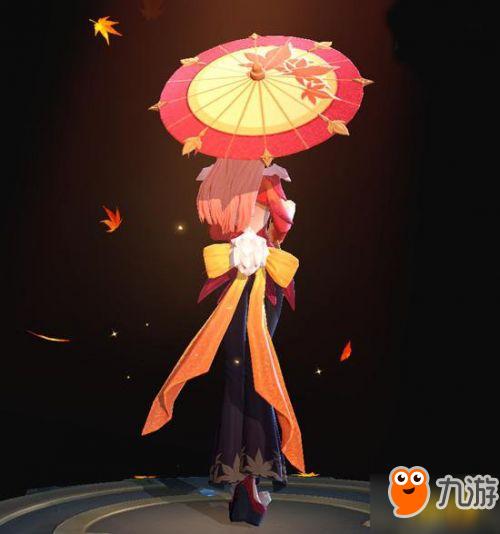 王者荣耀新女英雄曝光 小姐姐撑油纸伞背影婀娜