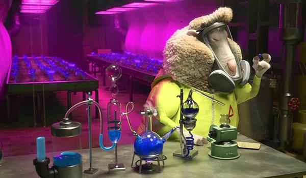 《疯狂动物城:赛车嘉年华》—公羊道格介绍