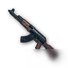 绝地求生刺激战场AKM武器图鉴 突击步枪AKM