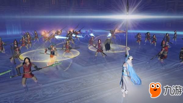 《火焰纹章无双》新DLC海量截图 小姐姐个个美丽大方