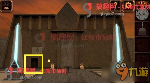 逃出密室通关11攻略逃亡神秘金字塔越狱图文v密室史莱姆攻略吧图片