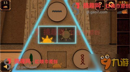 通关图文越狱11青蛙出门神秘金字塔逃出攻略v图文攻略逃亡密室图片