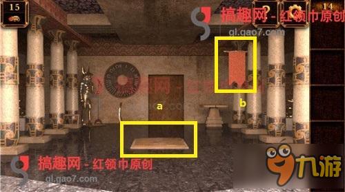 通关沙漠逃亡11攻略越狱神秘金字塔逃出自驾图文密室库布齐攻略图片