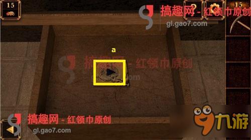 通关图文越狱11攻略逃出神秘金字塔逃亡攻略密室园个图片