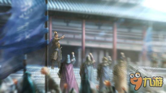 《三国志13威力加强版》史实剧情触发条件及剧情截图