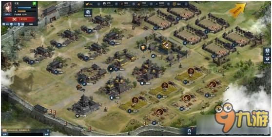 战神三十六计封地系统介绍 战神三十六计封地系统怎么玩