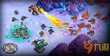 钢铁陆战队延期至2017年中推出 塔防新玩法上线