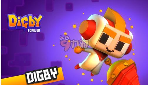 像素风格冒险游戏《迪格比:永恒》2月16日上架iOS