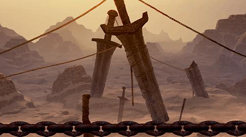 武侠人物古风水墨画-有种来单挑 角斗场玩法上线 刀剑兵器谱 21日将开
