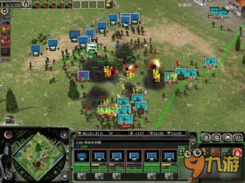 战争残酷 《红色警戒3世界大战》秘籍揭秘