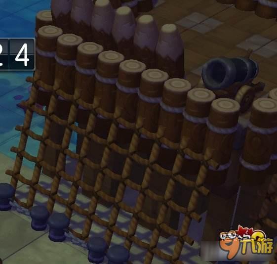《冒险岛2》任务新玩法 混沌月光船长热战打小怪