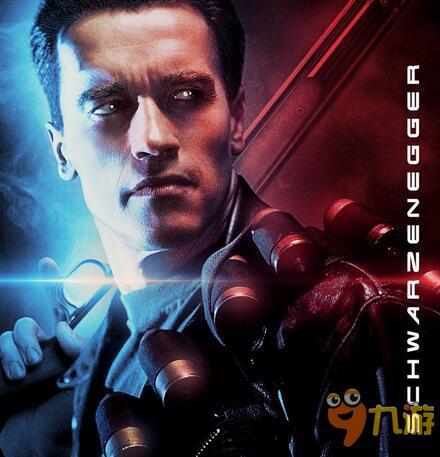 【最新】《终结者2》3d重制版发布新海报 施瓦辛格回到青年时光,(娱乐