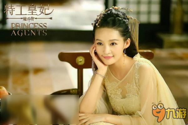 李沁《特工皇妃楚乔传》娇俏可爱,古装的李沁也确实让人眼前一亮!