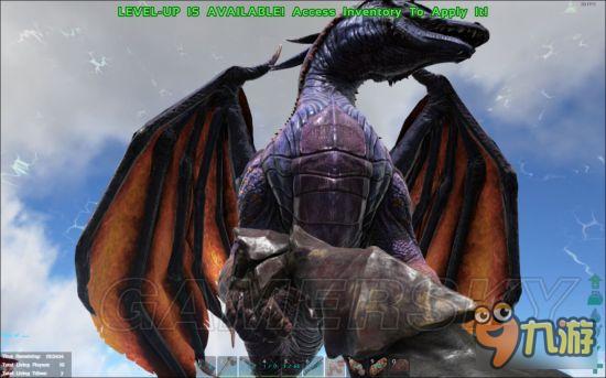 《方舟生存进化》喷火龙怎么样 喷火龙驯养方式介绍