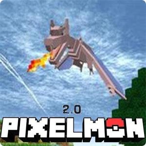 Pixelmon mods 2 GO