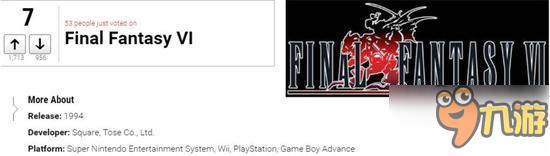外媒评选史上最棒的rpg游戏排名
