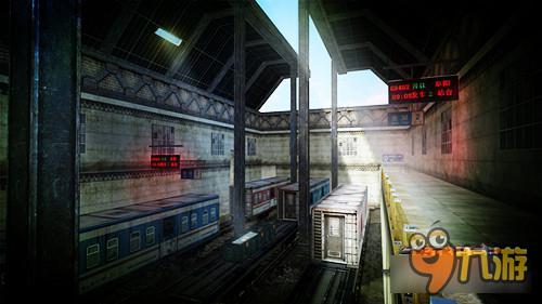 全新资源手游《生死狙击手游》新地图火车站sss枪战华人视频图片
