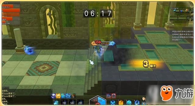 冒险岛2混沌符文神殿如何快速通关