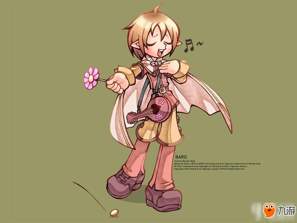 仙境传说ro手游人物壁纸分享