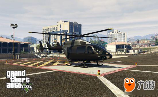 《gta5》直升机及飞机原型图鉴大全