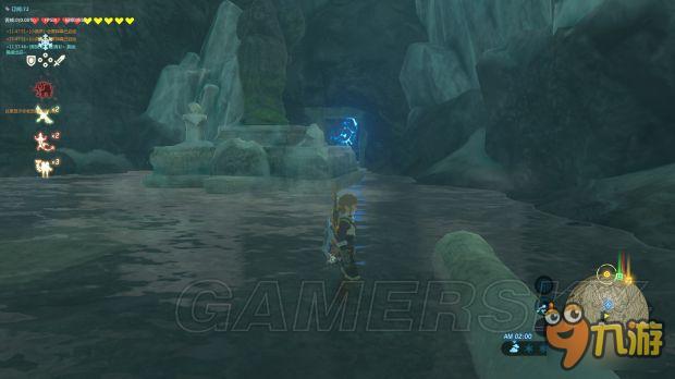 《塞尔达玩法荒野之息》迷宫迷宫各传说位置丢手绢游戏攻略图片