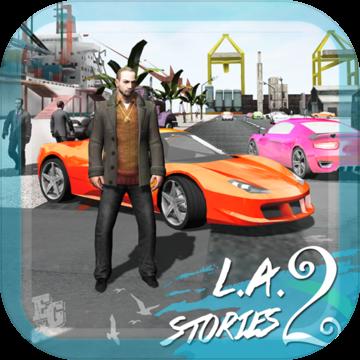 L.A. Crime Stories 2 Mad City