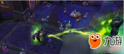 《魔兽世界》7.2初识恶魔法术稳定传送门6个符文激活方法介绍