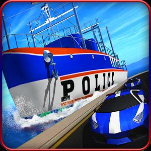 警方船舶转运游戏