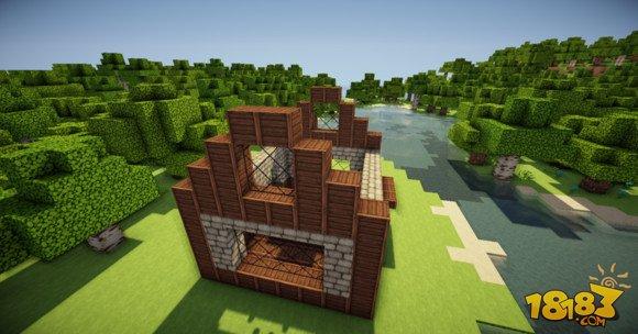 如何建造我的世界簡易房子小房子_我的世界_九游手機