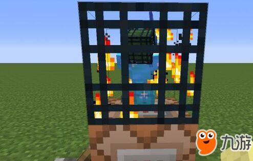 如何建造我的世界自动化建筑刷怪笼