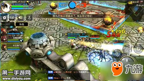 龍之谷手遊傑蘭特怎麼玩 英雄戰場傑哥技能