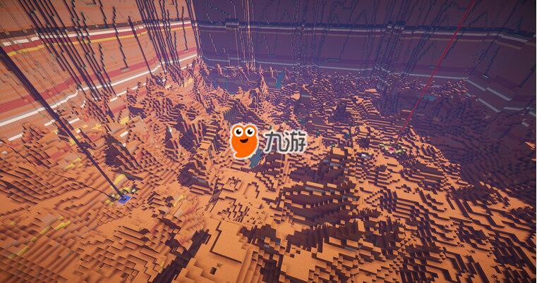 我的世界玩家作品 喋血冰封Ⅱ 命令方块地图图片
