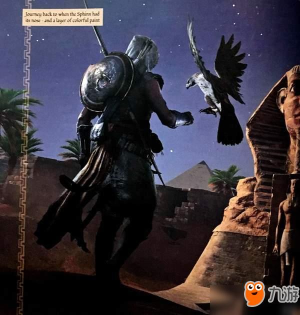 《刺客信条:起源》新情报:主角可骑骆驼 ai套路更深