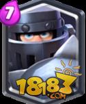 皇室战争超级骑士解析 超级骑士卡组推荐