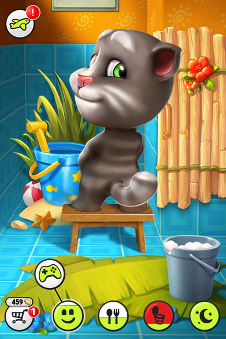 我的汤姆猫好玩吗 我的汤姆猫玩法简介