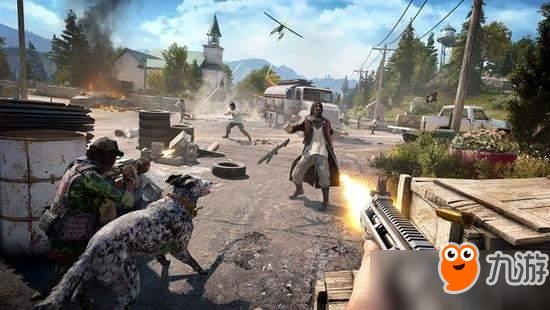 《孤岛惊魂5》编剧表示 大改动是为了增强玩家的紧张感