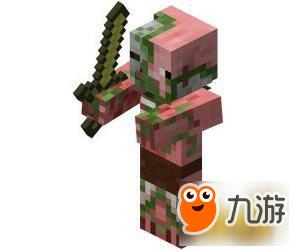 [怪物]我的世界中立生物介绍--僵尸猪人