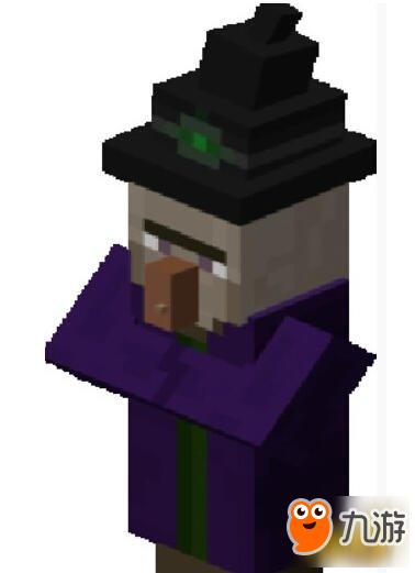 [BOSS]我的世界BOSS 女巫