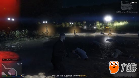 GTA5 外星人事件怎么触发 外星人事件触发方法介绍