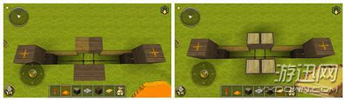 迷你世界活塞自动门怎么做?活塞自动门制作材料一览