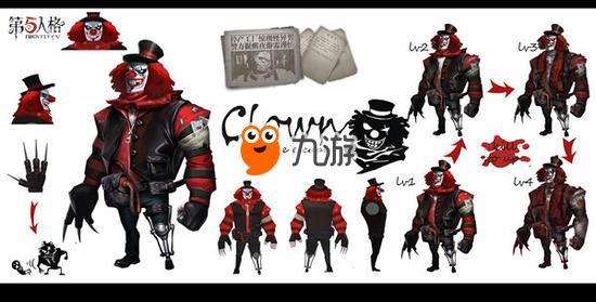 第五人格小丑屠夫怎么获取 小丑屠夫获取以及图鉴介绍